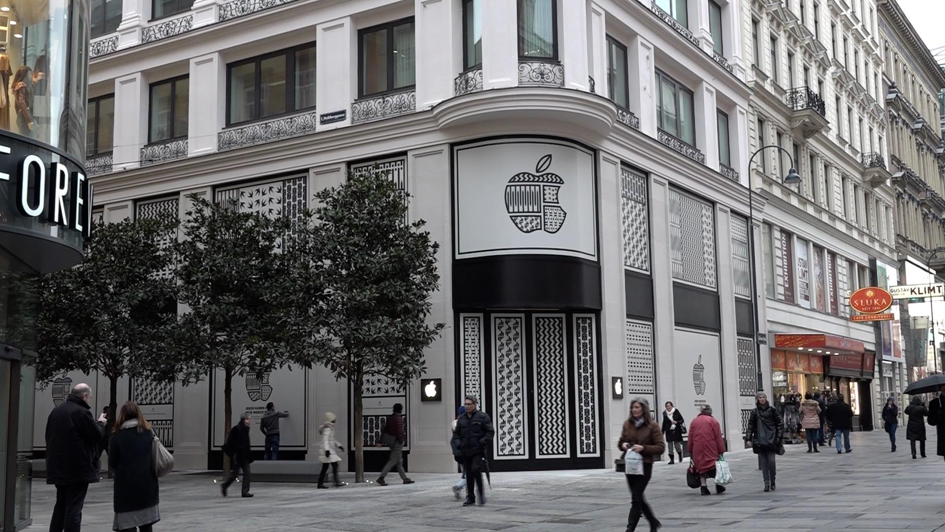 Apple nimmt Kurs auf Wien - W24