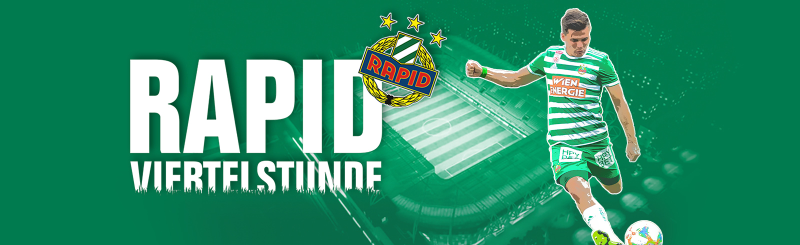 Rapid Viertelstunde