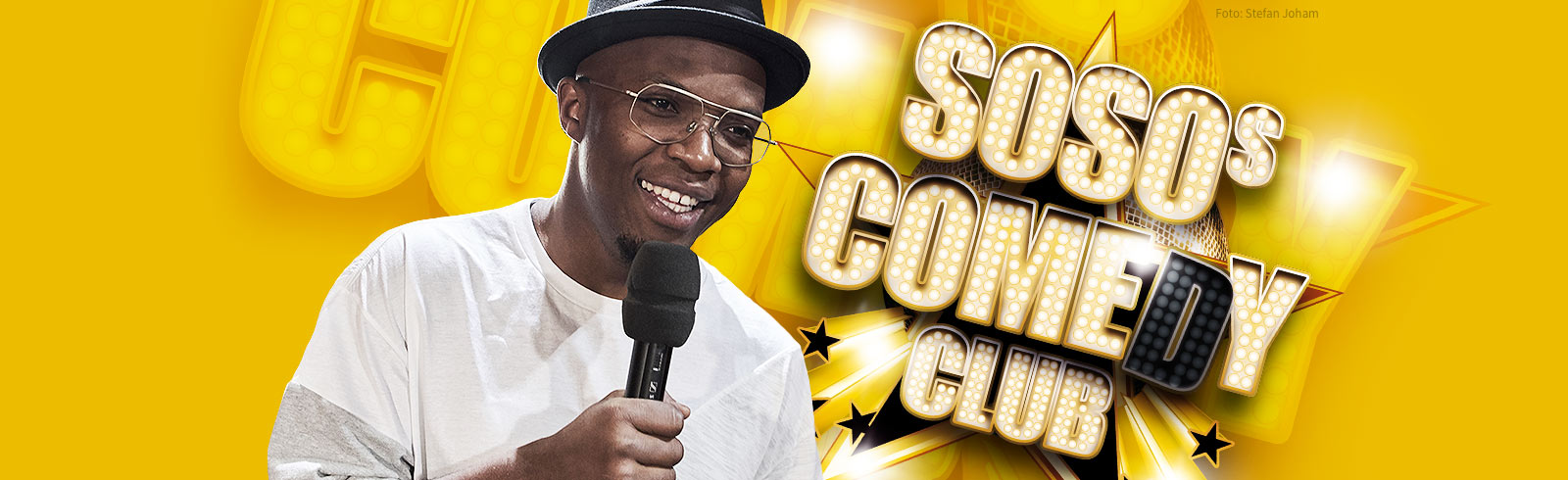 Soso's Comedy Club