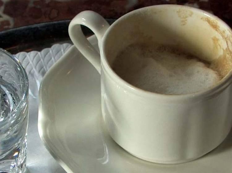 Kaffee Milch Und Zucker Stream