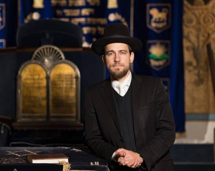 """Rabbiner Hofmeister: """"Judenregistrierungen? Das kann nicht"""