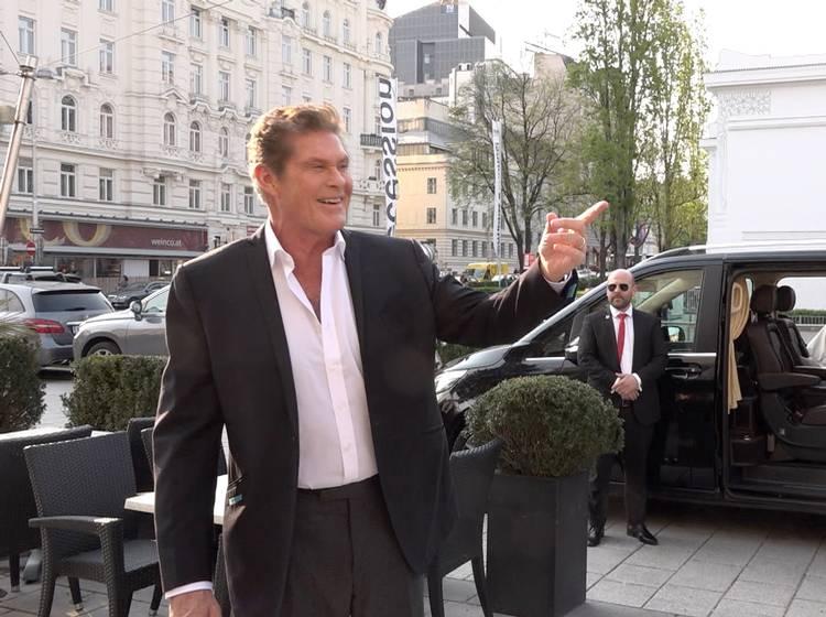 """The Hoff"" erneut in Wien"