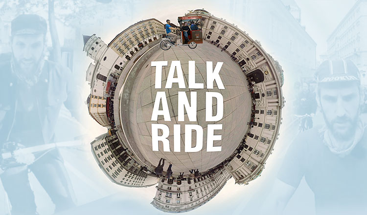 Talk and Ride